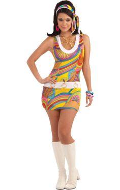 Go-go Dress Costume