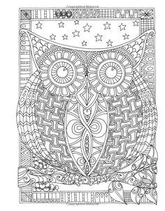 Amazon.com: Angela Porter's Zen Doodle Animal Tangles: New York Times Bestselling Artists' Adult Coloring Books (9781944686031): Angela Porter: Books