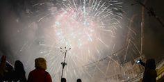 Artificiile din Piata Constitutiei, Bucuresti 2015 (VIDEO) Events, Painting, Art, Art Background, Painting Art, Paintings, Kunst, Drawings, Art Education