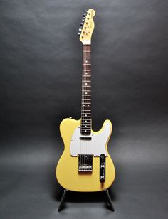 Fender Telecaster in Yellow