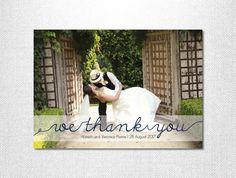 Wedding Thank you, Thank you Card, Thank you cards, Wedding, Thank you, Thank you notes, Wedding Card, Printable Thank you, Wedding Cards