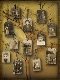 Amazing family tree idea