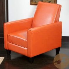 Shop a great selection of Christopher Knight Home 252422 Lucas Recliner Club Chair, Orange. Find new offer and Similar products for Christopher Knight Home 252422 Lucas Recliner Club Chair, Orange.