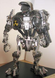 Cain Robot from RoboCop 2