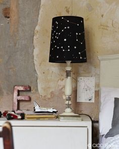 star lamp shade