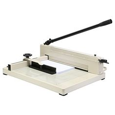 MYPRITING Paper Cutter Guillotine Paper Cutter Trimmer Machine 17 Inch Heavy Duty Manual Paper Cutting Tool Capacity 400 Sheets for Office (A3 17 Inch)