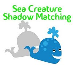 Sea Creature Shadow Matching