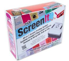 I just entered the @FaveCrafts @iLovetoCreate ScreenIt #Giveaway!