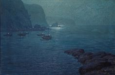 Guy Redmond,  Nocturne