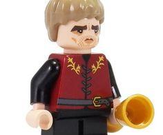 game of thrones tyrion lego minifig #lego #gameOfThrones #GOT