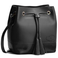 Τσάντα CREOLE - K10239 Μαύρο