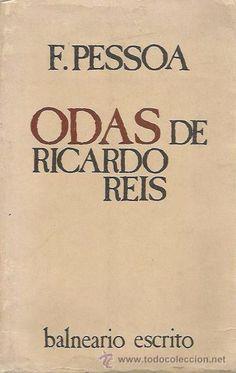"""PESSOA, Fernando, Odas de Ricardo Reis, BPE """"Jesús Delgado Valhondo"""" (Mérida), 25 ejemplares"""