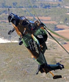 Eurocopter ARH Tiger - Australian Army, Australia (ARH = Armed Reconnaissance Helicopter)
