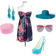 This outfit screams VACATION!!!!! maybe for the cruise