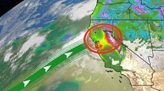 Another Round of Flooding, Landslides and Heavy Snow Will Pound #California as New Dangerous #Storm Taps Atmospheric River https://weather.com/…/california-record-wet-water-year-fore…