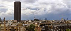 Montparnasse Tower - for the view
