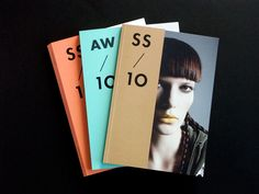 Packaging and catalogue design for Topshop's main line Spring/Summer look book