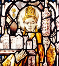 Saint Chad of Lichfield Bishop Abbot