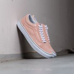 Vans Old Skool (Metallic Dots) Rose/ Spanish Villa