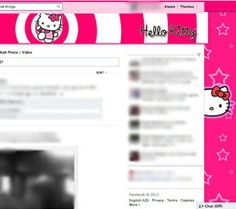 Funner Apps > Facebook Themes & #Facebook Chat Themes.