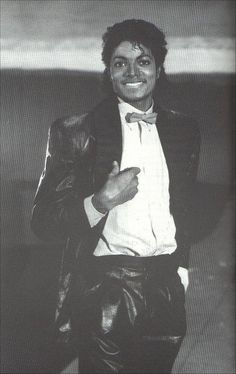 Billie Jean video picture | This is a picture from the Billi… | Flickr