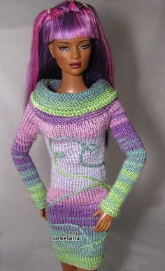 """Tunic for Tonner Doll 16"""""""
