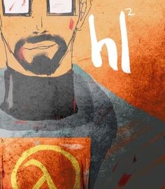 HL2: Gordon Freeman by Innatzu