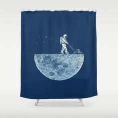World Map Shower Curtain Painted Globe Bath Decor Rainbow Bathroom Accessories White Travel Art