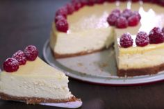 This way your cheesecake is much less bad for you. A delicious cheesecake in most cases really contains a good dose of cream cheese. How To Make Cheesecake, Classic Cheesecake, Cheesecake Recipes, Pie Dessert, Dessert Recipes, Desserts, Healthy Sweets, Healthy Baking, Healthy Food