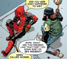 15 More Funny Deadpool Moments To Make Your Day More Murder-y