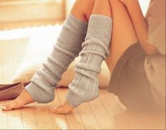 my favorite fall and winter accessory, LEG WARMERS. you can never have enough :)