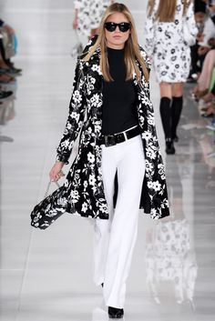 Ralph Lauren Spring 2014 Ready-to-Wear Fashion Show - Martha Hunt