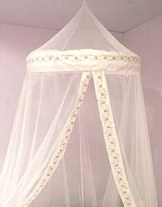 Canopy Bed Top canopy bed crown topper valance princess jayda girls bedroom with
