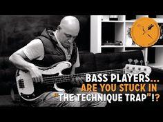 The Technique Trap (L#98) - Online Bass Lesson