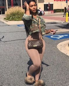 40 Stunning Casual Work Outfit for Black Women Cute Swag Outfits, Chill Outfits, Dope Outfits, Trendy Outfits, Summer Outfits, Fashion Outfits, Black Girls Outfits, Summer Dresses, Black Girl Fashion