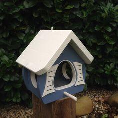Nistkästen & Vogelhäuser - Vogelhaus,Futterhaus *Modell Junior*NEU - ein Designerstück von wolle1197 bei DaWanda