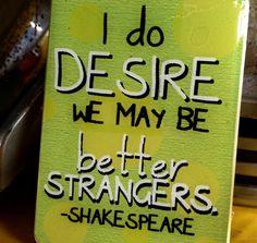 Shakespeare Quote Rummikub Necklace  Better by thesalvageemporium, $10.00