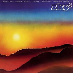 Sky - Sky 2 on Limited Edition Colored 2LP