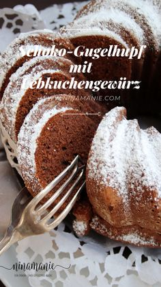 Chocolate ring cake with gingerbread spice - Delicious chocolate gugelhupf with a hint of Christmas. Delicious chocolate gugelhupf with a hint o - Chocolate Brownie Cookies, Chocolate Cookie Recipes, Peanut Butter Cookie Recipe, Sugar Cookies Recipe, Cookies And Cream Cake, Cake Mix Cookies, Cookies Et Biscuits, Cookie Recipes From Scratch, Easy Cookie Recipes