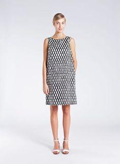 Truba-mekko (l.valkoinen, musta) | Vaatteet, Naiset, Mekot ja hameet | Marimekko
