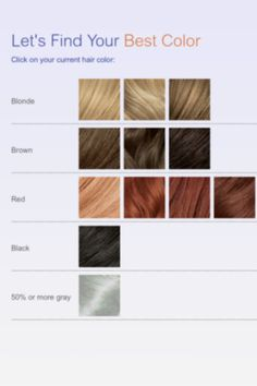 Clairol's professional color expert