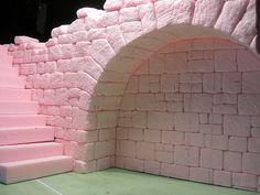 640 Ideas De Arcos En El Belén Nativity Archs Belenes Casas Para Belenes Belenes De Navidad