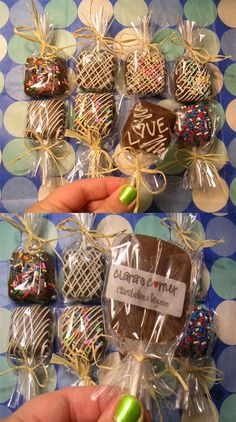 One Chocolate Covered Salted Caramel Pop - Add to Your Order FREE Combined Shipping