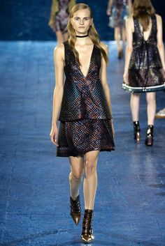 Mary Katrantzou, Look #10