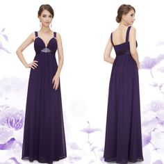 Sexy-Long-Maxi-Party-Formal-Party-Evening-Bridesmaid-Ball-Gown-08083-US-Seller