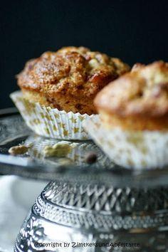 Gingerbread-Muffins Lebkuchenmuffins