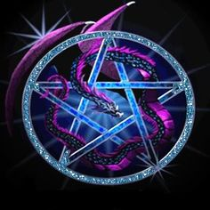 Dragon Pentacle Photo by drizzlis | Photobucket