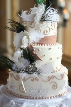 roaring twenties wedding ideas | The Roaring '20s: Great Gatsby Wedding Theme | Cherryblossoms and ...