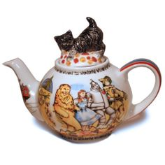 Wizard of Oz Tea Pot