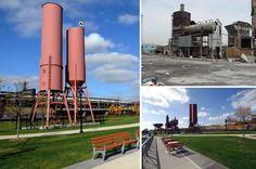 Concrete Plant Park 混凝土厂公园